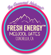 Fresh Energy Medjool Dates, Coachella CA